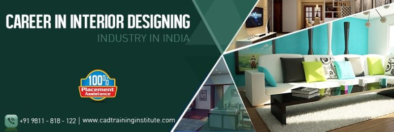 Career After Interior Designing Courses In India
