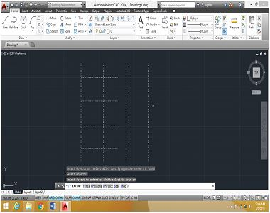 Extend-command-use-in-autocad