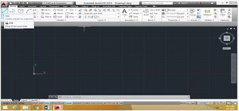 Line-command-draws-in-autocad