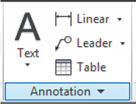 annotation-in-autocad