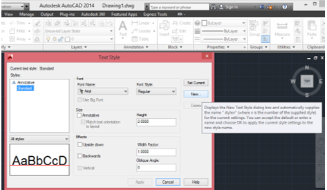 create-new-text-style-in-autocad