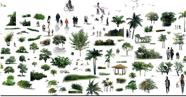 Outdoor Architects Cutout