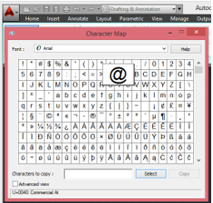 select-symbols-in-autocad