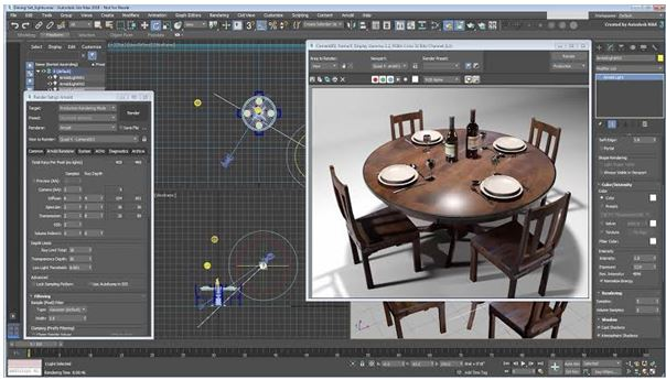 3ds Max Overview