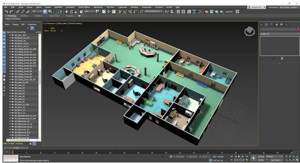 3ds-Max Overview